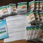 Diasporal Magnesium 400 Extra: leichte Anwendung, guter Geschmack