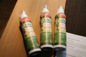 "Bertolli Olivenöl Spray ""Extra Vergine - Originale"""