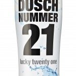 DUSCHNUMMER 21: lucky twenty one - black jack