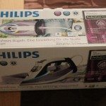 Philips Azur Dampfbügeleisen im Test
