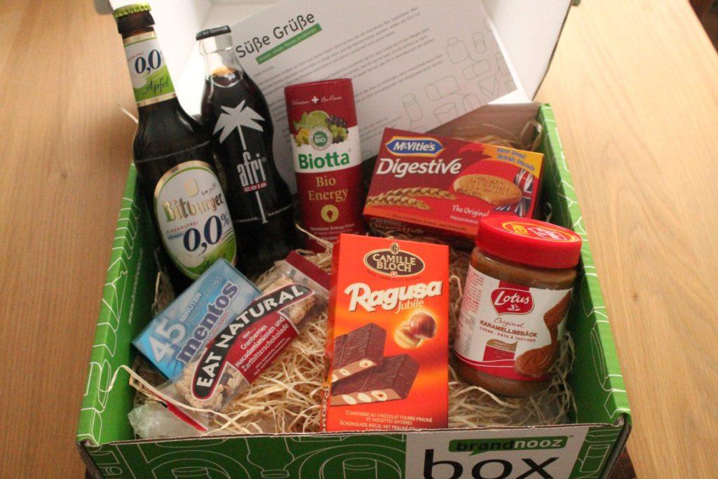 "Brandnooz-Box ""September"" vorgestellt"