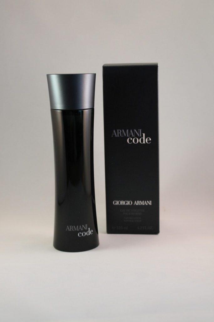 ARMANI Code Homme im Test