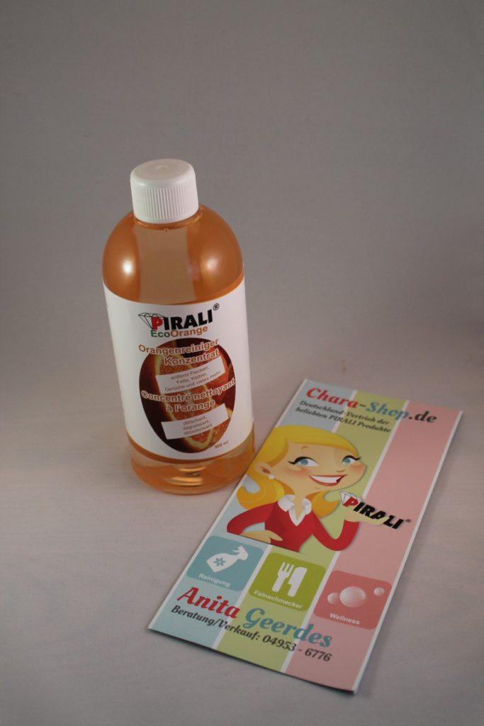 PIRALI Eco Orange im Test