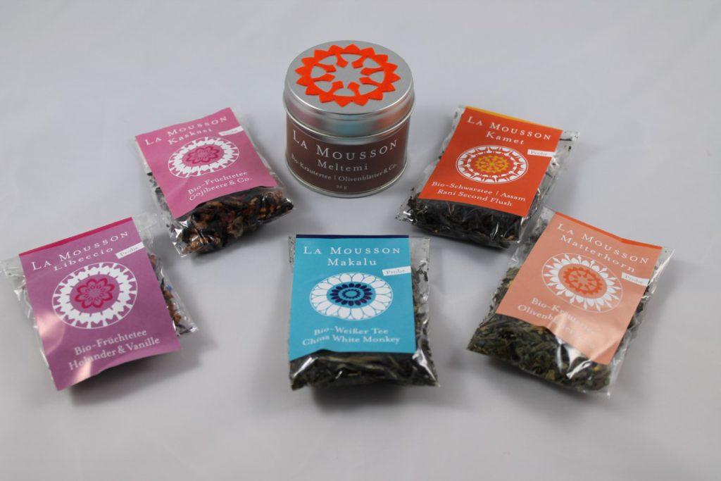 La Mousson Tee vorgestellt
