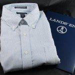 Lands End Businesshemd im Test