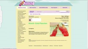Naschig.de Produktdetails
