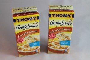 THOMY Gratin Saucen (27)