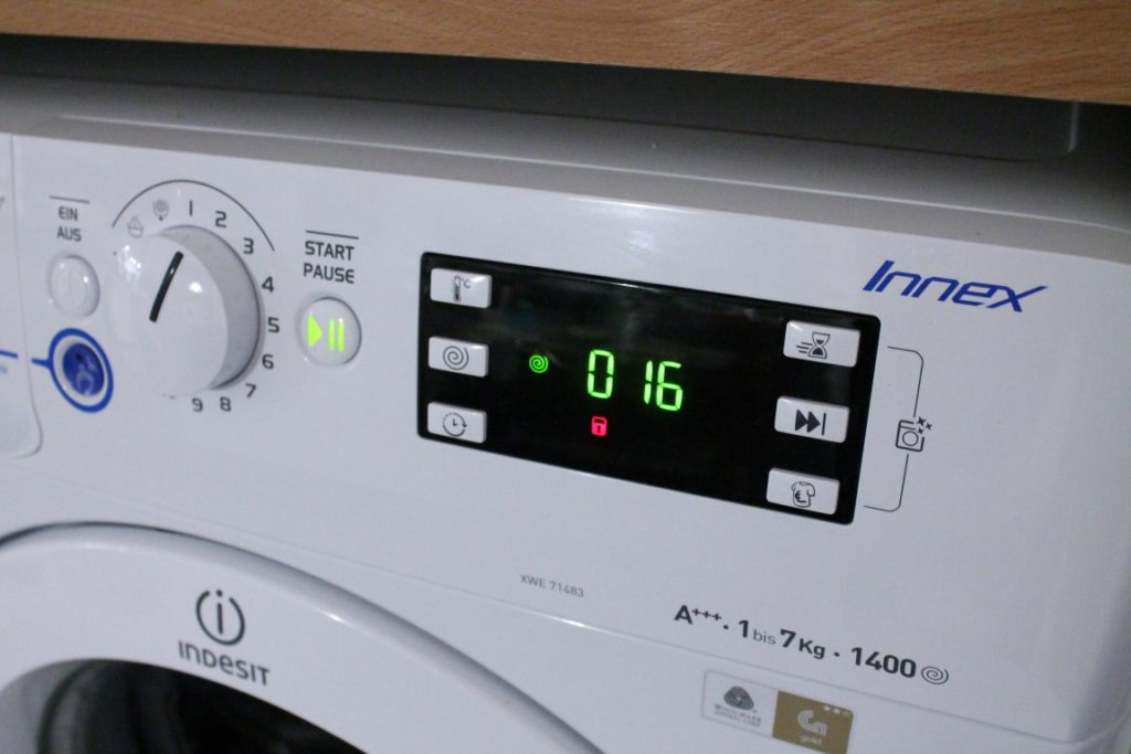 Indesit Innex Waschmaschine im Test