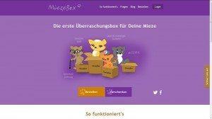 Miezebox Startseite