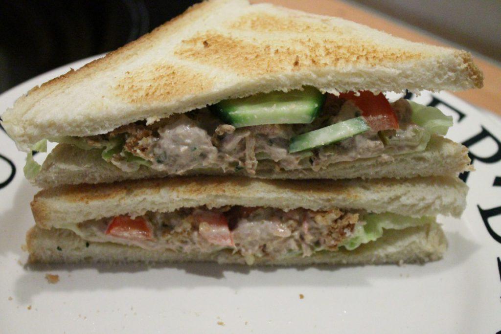 GOLDEN TOAST American Sandwich im Test