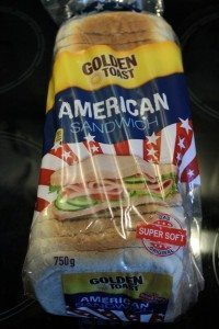 GOLDEN TOAST American Sandwich (5)