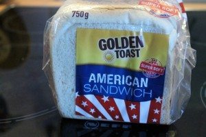 GOLDEN TOAST American Sandwich (6)