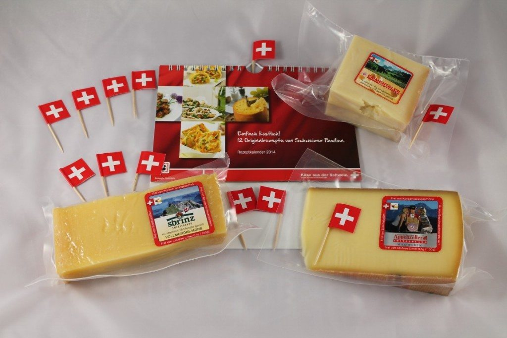 Schweizer Käse (2)