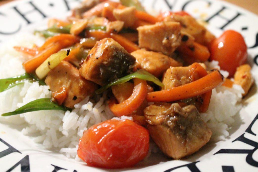 Kikkoman Wok Sauce im Test