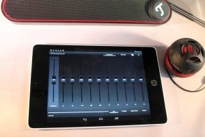 Musik mit dem HP Slate 8 Pro (3)