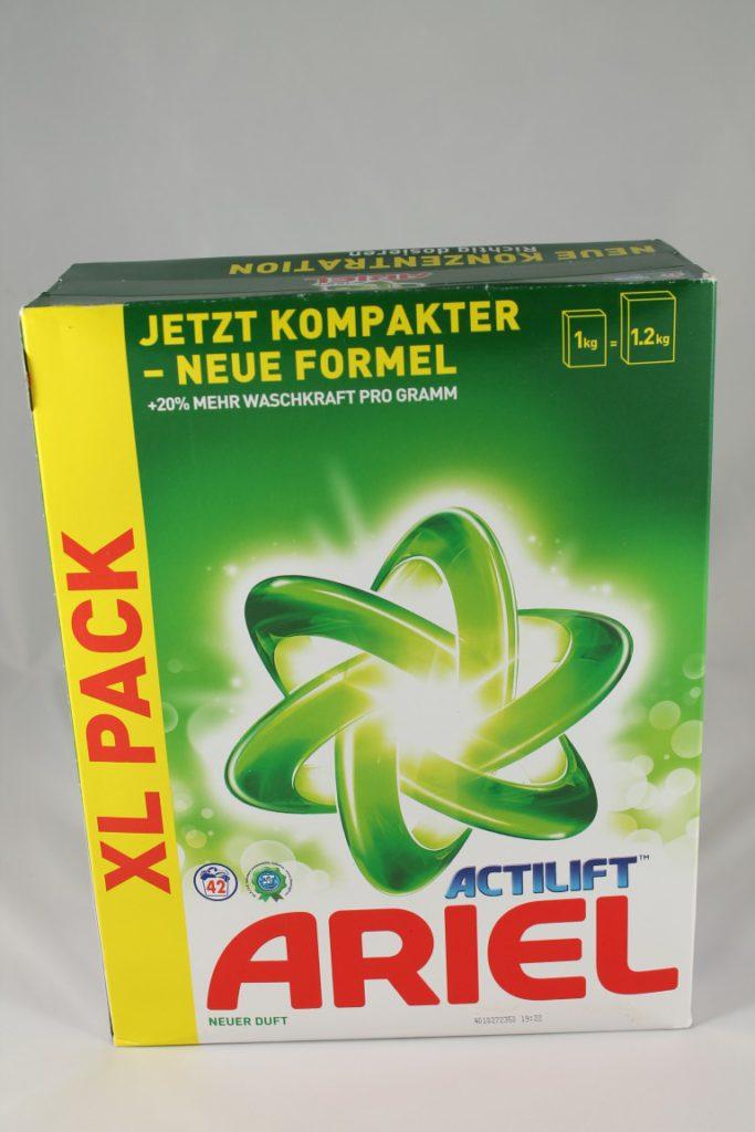 ARIEL ACTILIFT XL im Test