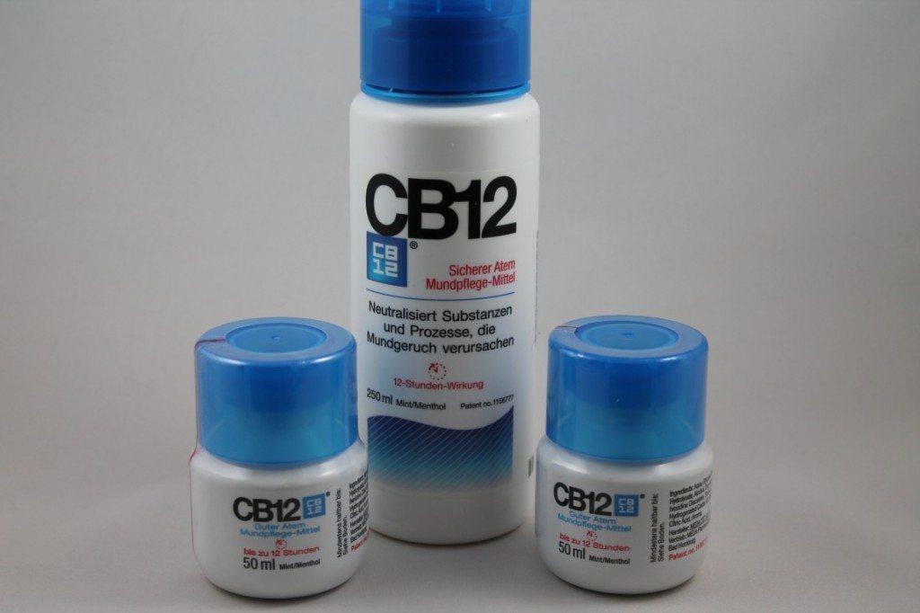 CB12 - gegen Mundgeruch