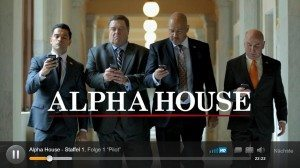 Prime Instant Video Alpha House Vollbild