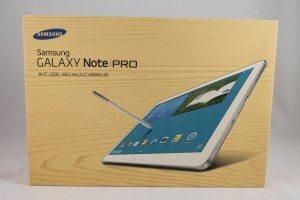 Unboxing Samsung GALAXY NotePRO (2)