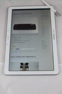 Unboxing Samsung GALAXY NotePRO (7)
