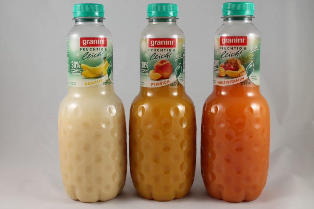 granini fruchtig & leicht im Test