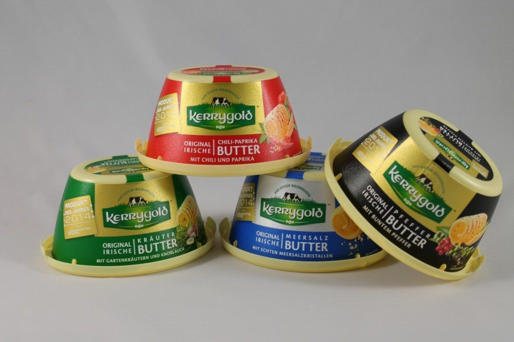 Kerrygold Buttervariationen (4)