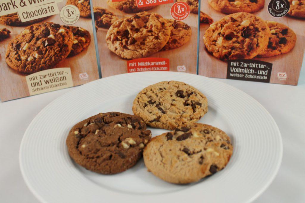 Bahlsen Cookies, Brownie & Blondie im Test