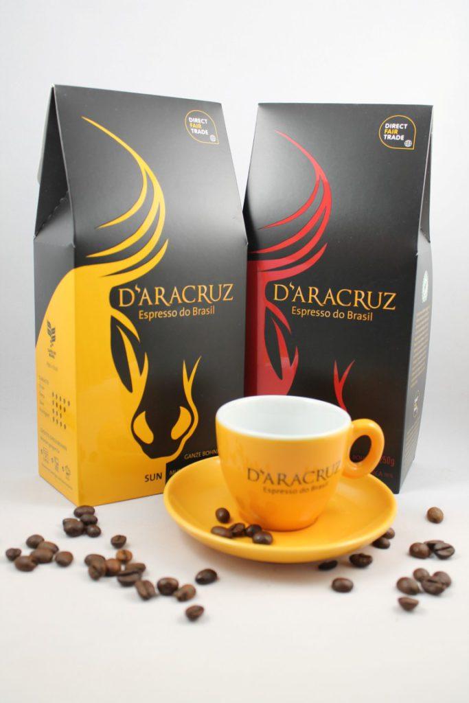 D'ARACRUZ Espresso do Brasil im Test