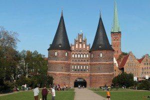 Holstentor zu Lübeck
