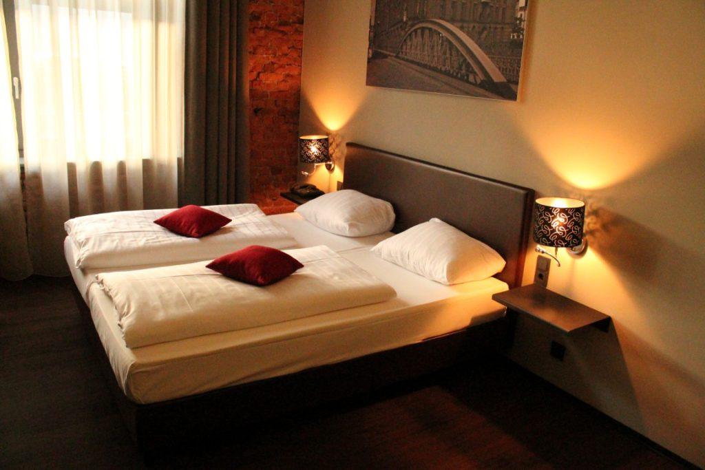 Hotel Volksschule in Hamburg
