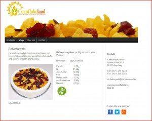 Cornflakeland Produktdetails