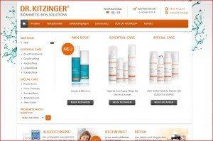 Dr. Kitzinger Produkte