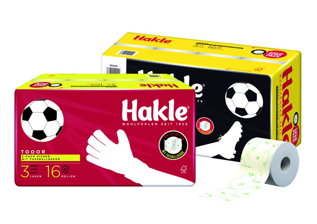 Hakle WM Edition im Test