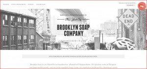 Brooklyn Soap Company Startseite