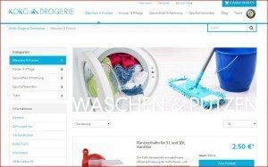 KoRo Waschen & Putzen