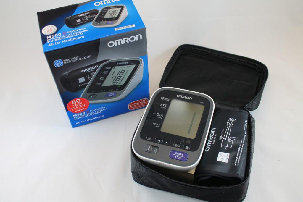 OMRON M500 im Test