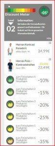 Promodoro Discountmeter