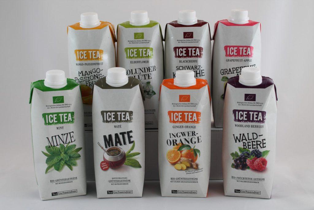 TeeGschwendner Ice Tea im Test