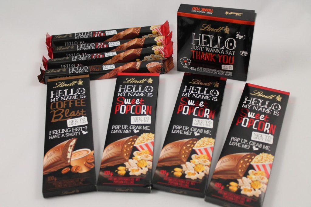 HELLO Sweet Popcorn & Coffee Blast von Lindt im Test