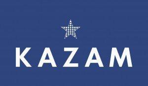 KAZAM white