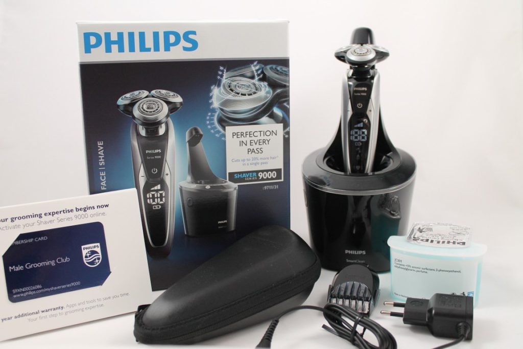 Philips Shaver Series 9000 im Test