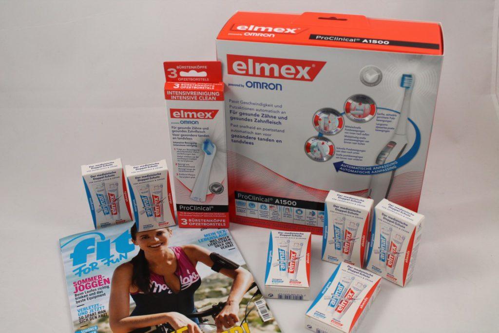 elmex ProClinical A1500 im Test