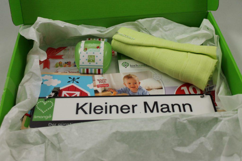 limango Happy Baby Box vorgestellt
