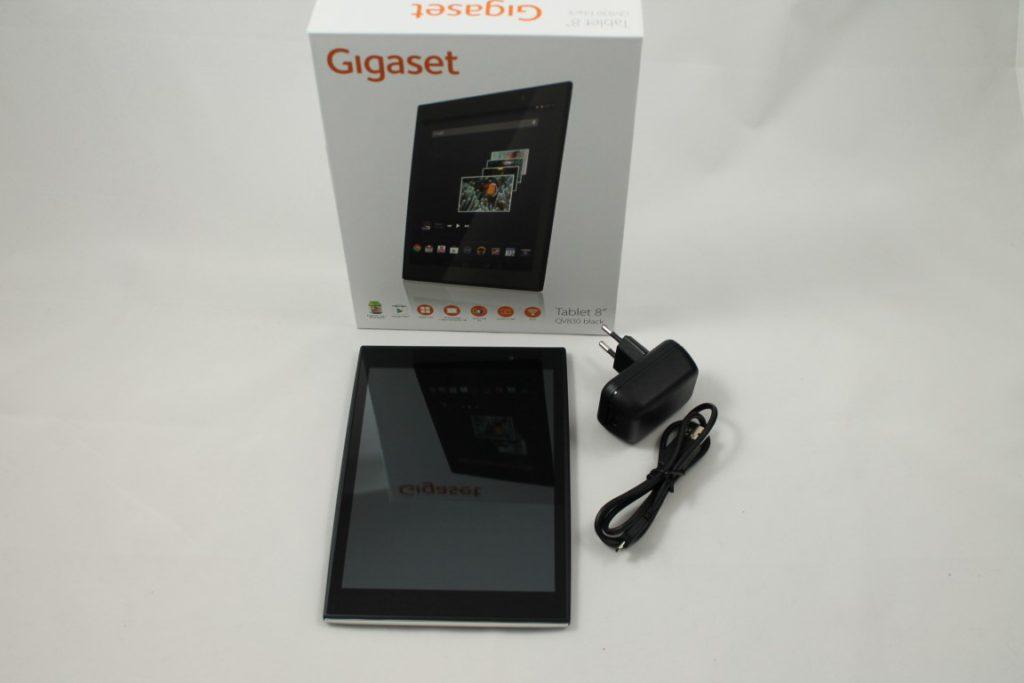 Gigaset QV830 Tablet im Test