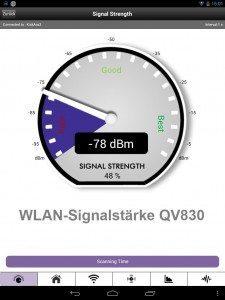 Gigaset QV830 Screenshots