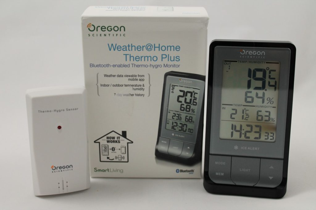 Oregon Scientific Wetterstation im Test