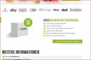 Delinero Box Startseite 2