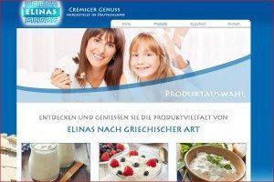 ELINAS Produkte
