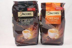 JACOBS D'Aroma Kaffeebohnen (2)