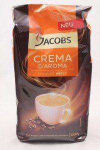JACOBS D'Aroma Kaffeebohnen (4)